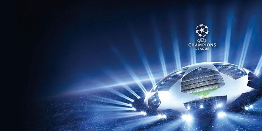 '2018 UEFA Şampiyonlar Ligi finali Kiev'de'