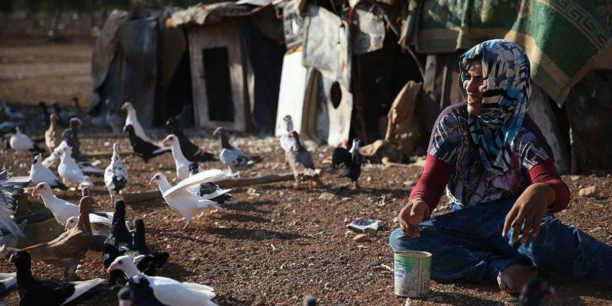 Suriyeli Hatice Türkiye'den uzanacak şifa elini bekliyor