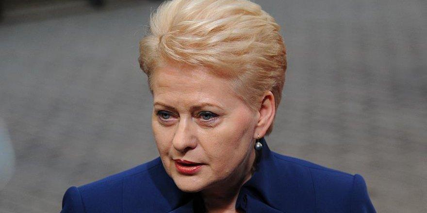 Litvanya'dan BM'ye sığınmacı çağrısı