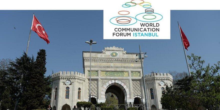 Davos Dünya İletişim Forumu Türkiye'de