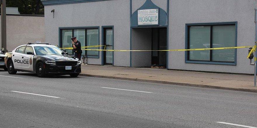 Kanada'da cami kundaklandı