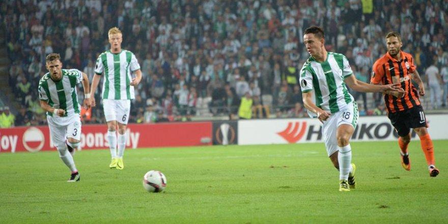 Atiker Konyaspor Avrupa Ligi'ndeki ilk maçını kaybetti