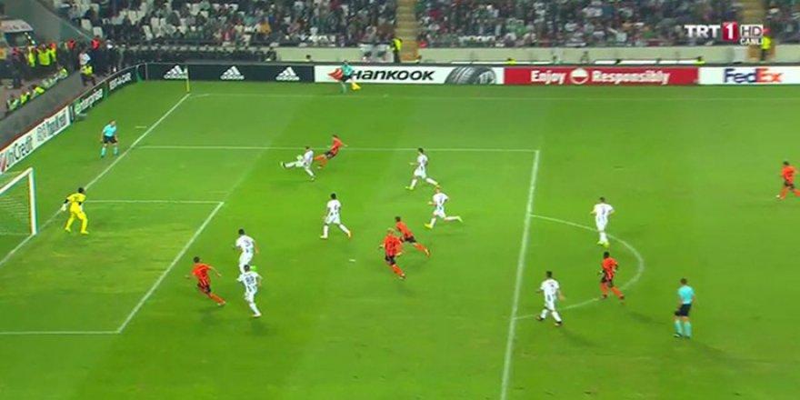 A.Konyaspor'un yediği gol ofsayt