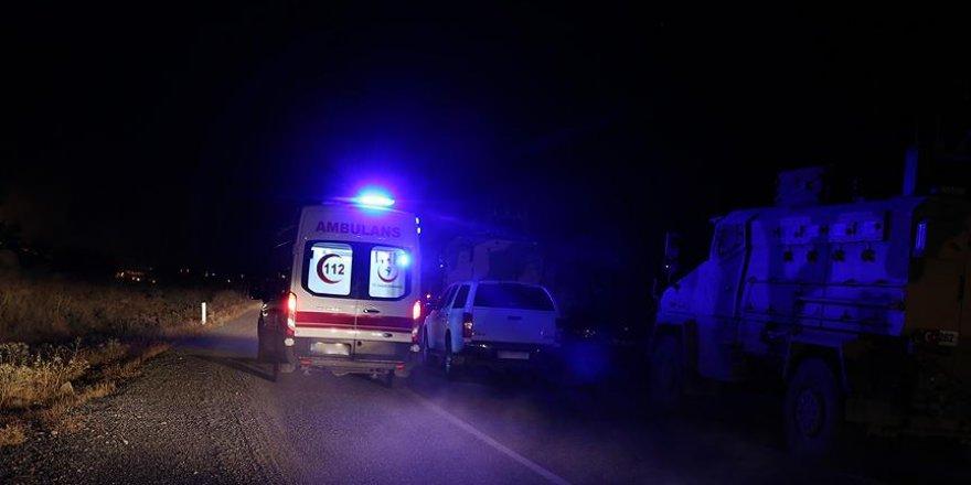 Tendürek Dağı'nda hain saldırı: 10 şehit