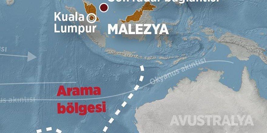Tanzanya'da bulunan parça kayıp Malezya uçağına ait