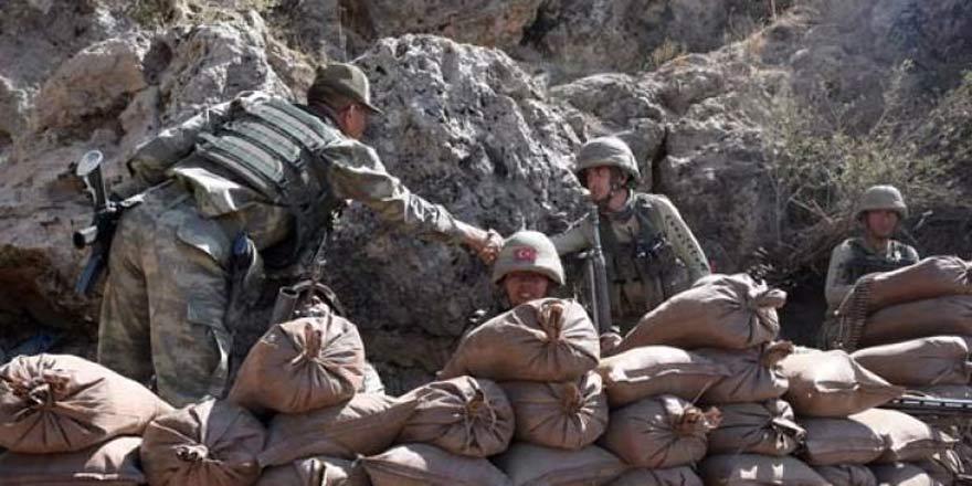 PKK'nın tepesine 'Balyoz' gibi indi!