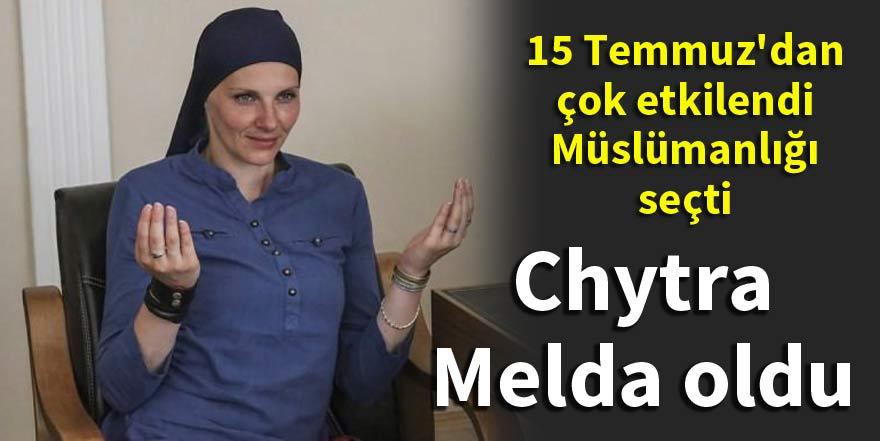 15 Temmuz'dan çok etkilendi Müslüman oldu