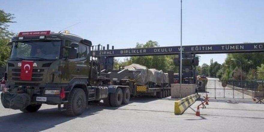 İstanbul ve Ankara'da askeri birlikler taşındı