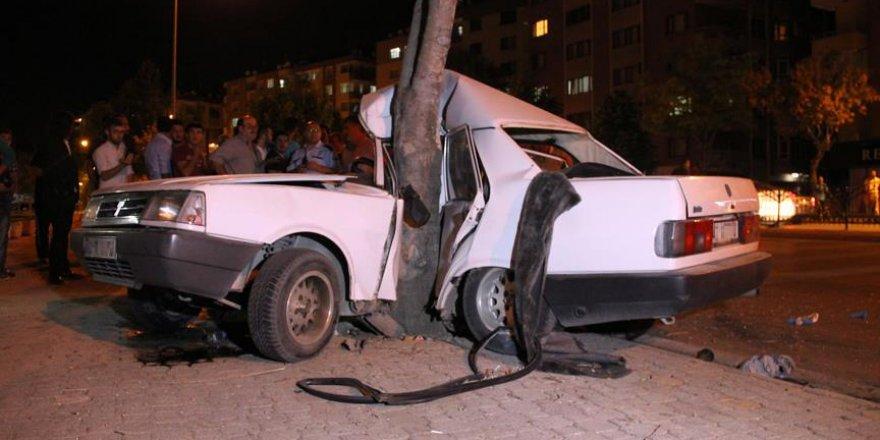 Adana ve Kırklareli'de trafik kazası