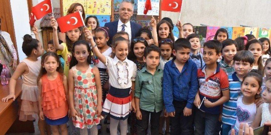 """Başkan Kayda: """"Çocuklarımız geleceğimizdir"""""""