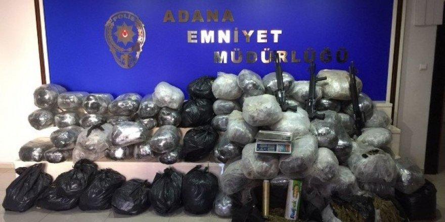 Kurban Bayramı'nda uyuşturucu tacirlerine operasyon