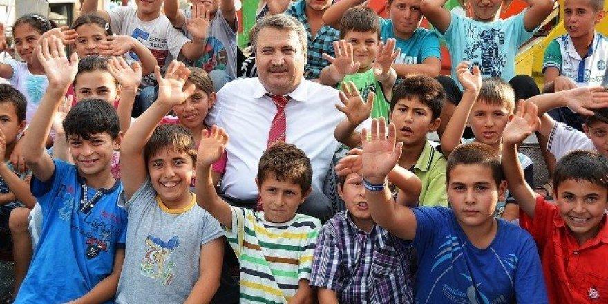 Başkan Çerçi yeni eğitim-öğretim yılını kutladı