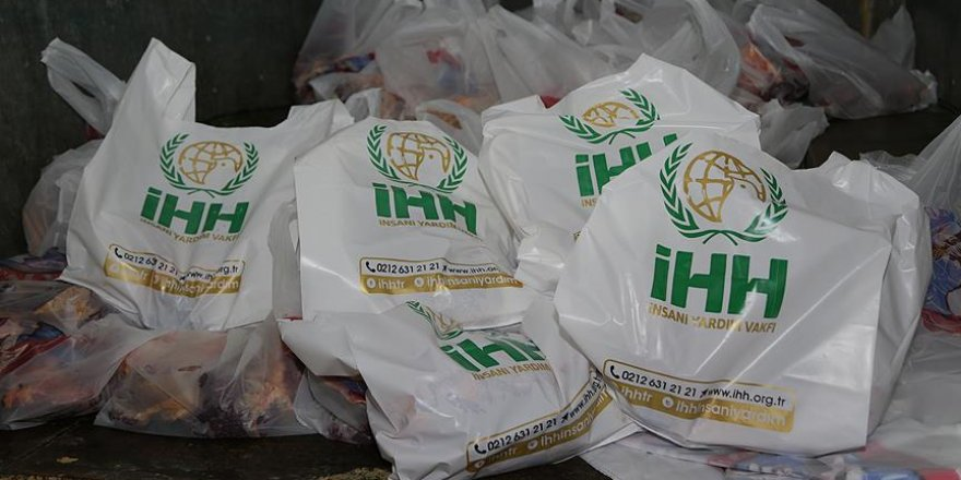 İHH Kurban Bayramı'nda 2 milyon kişiye ulaştı