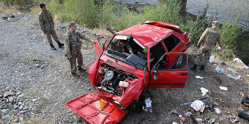 Bayram tatilinin acı bilançosu: 62 ölü, 470 yaralı