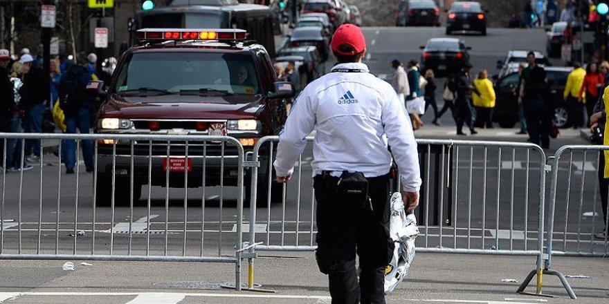 ABD'de yardım koşusu öncesi bomba patladı