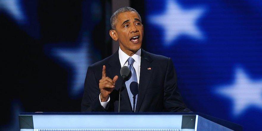 Obama'dan Trump'a ağır eleştiriler