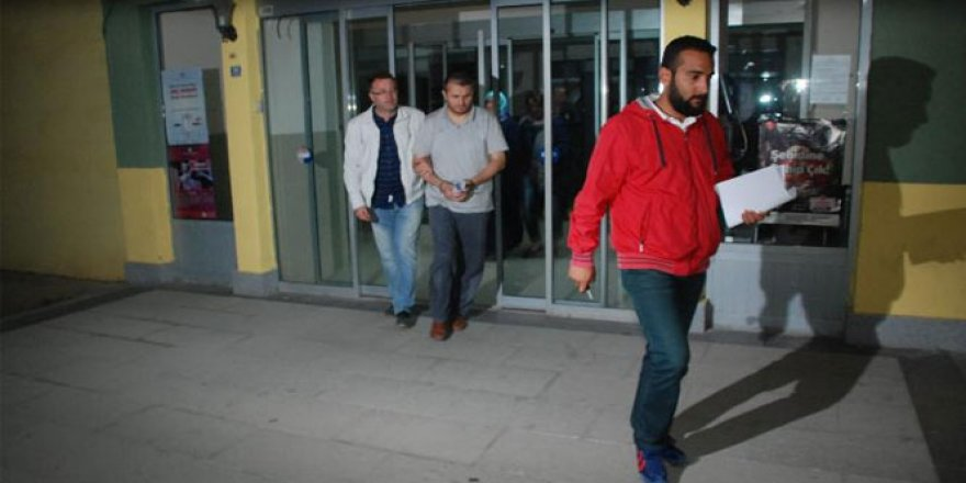 FETÖ'nün avukatlarının imamı ve eşi tutuklandı