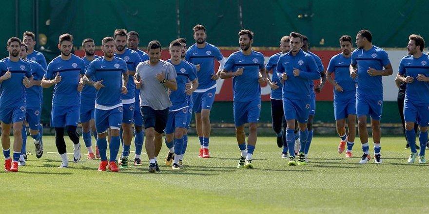 Kasımpaşa'nın kupada rakibi Kahramanmaraşspor