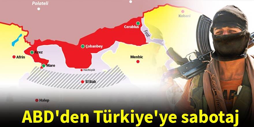 ABD'den Türkiye'ye sabotaj