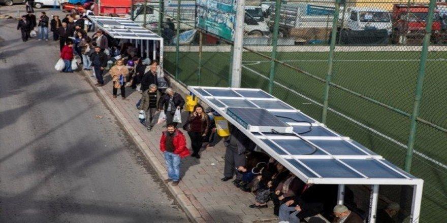 ESHOT'ta güneş enerjisi dönemi