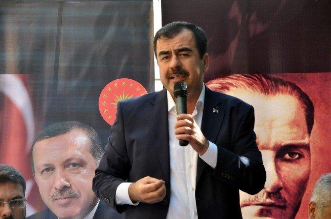 AK Parti'li Erdem'den büyükşehire Astim Köprülü Kavşak tepkisi