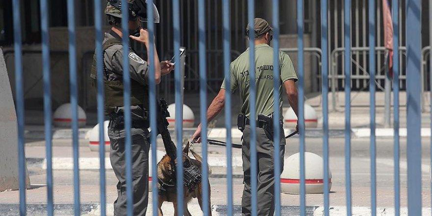 İsrail'de 20 Arap siyasi gözaltına alındı