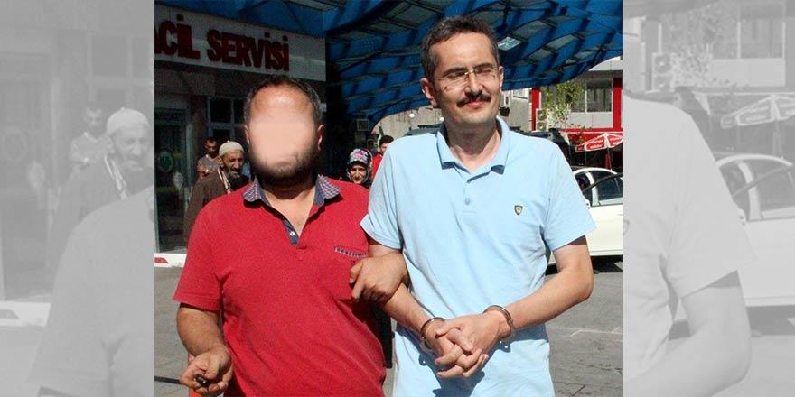3. sınıf emniyet müdürü Konya'da yakalandı