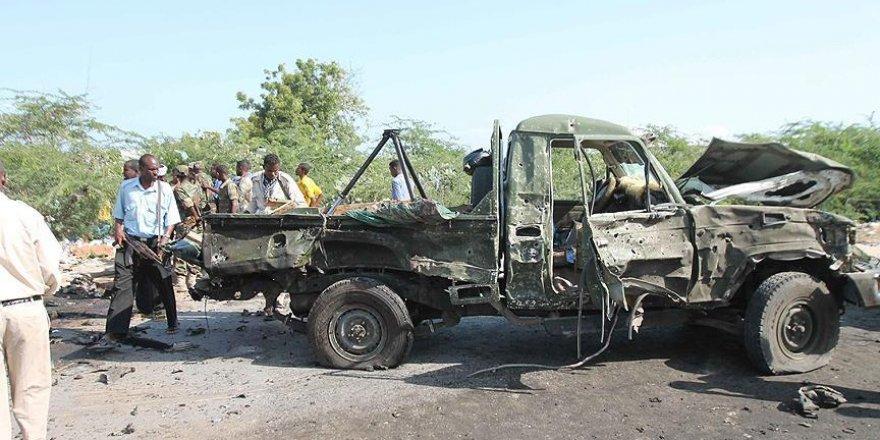 Somali'de saldırı: Tümen komutanı ve korumaları yaşamını yitirdi