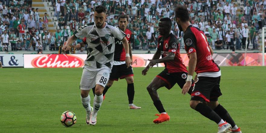 Atiker Konyaspor kadrosunda 4 değişiklik
