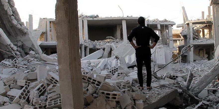 Suriye'de rejim güçleri varil bombasıyla saldırdı: 8 ölü