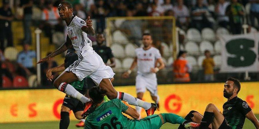 Beşiktaş deplasmanda güldü