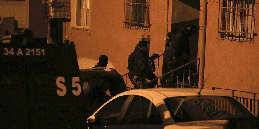 İstanbul'da DAEŞ'e operasyon: 40 gözaltı