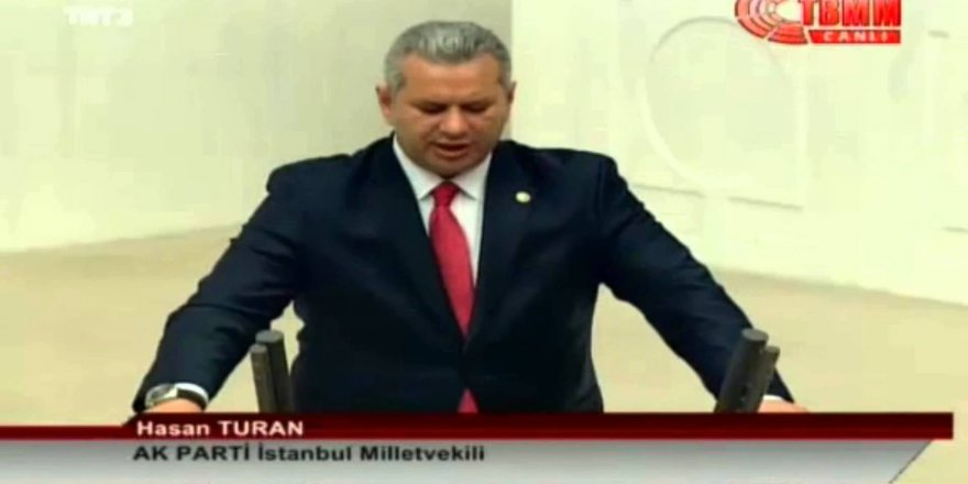 AK Partili vekili yıkan haber