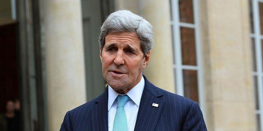 Kerry'den 'uçuşa yasak bölge' açıklaması