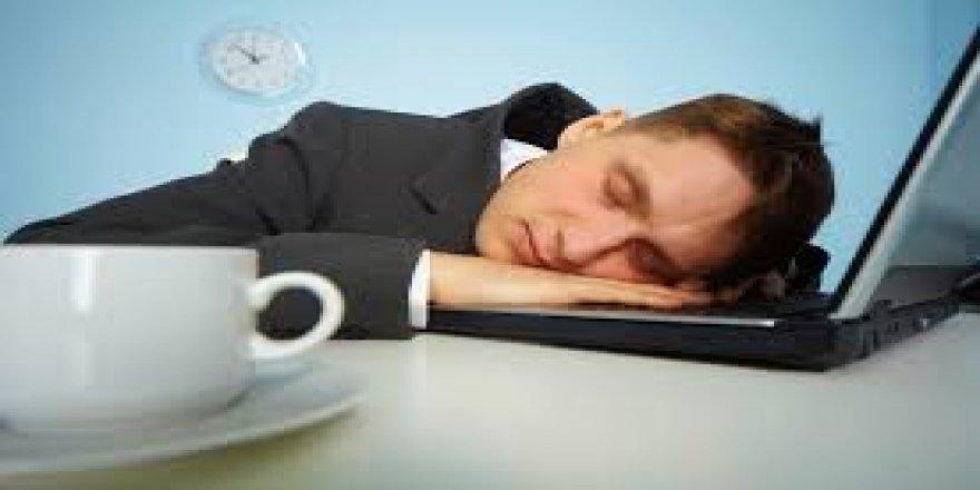 Sürekli yorgun hissetmenizin sebebi kansızlık olabilir