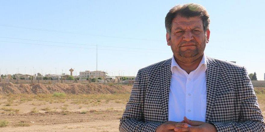 'Tel Abyad'ın asıl sahipleri Araplar ve Türkmenler'