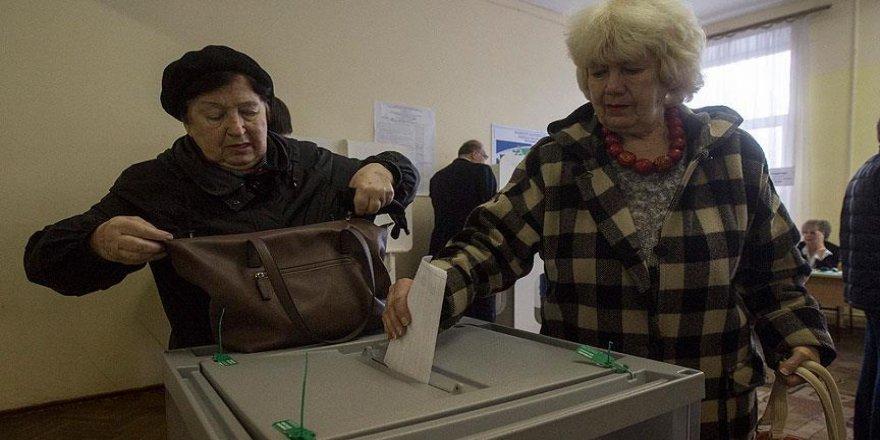 Duma seçimlerinin ilk sonuçları açıklandı