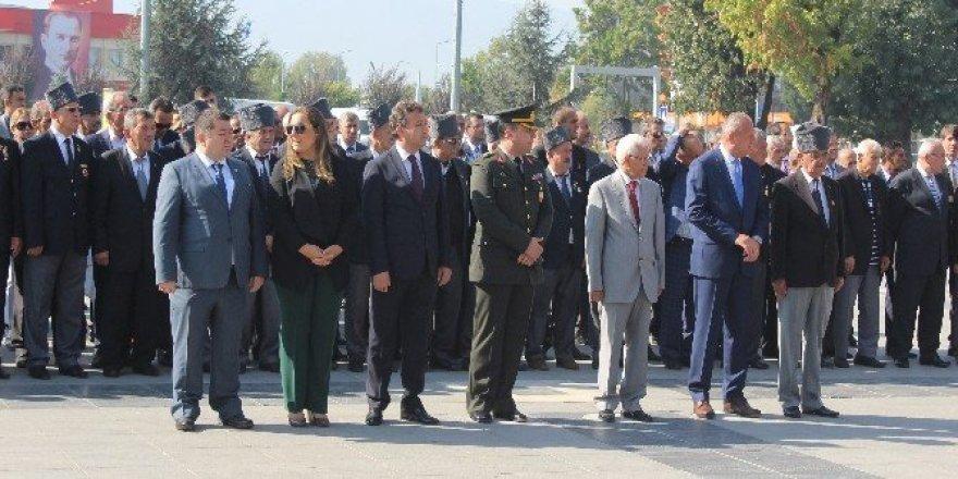 Gaziler Günü Düzce'de törenle kutlandı