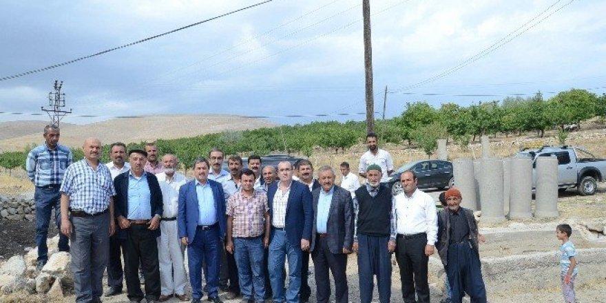 Başkan Eser'den mahalle ziyaretleri