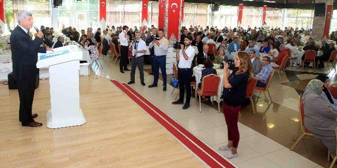 Başkan Karaosmanoğlu Gazilerle buluştu