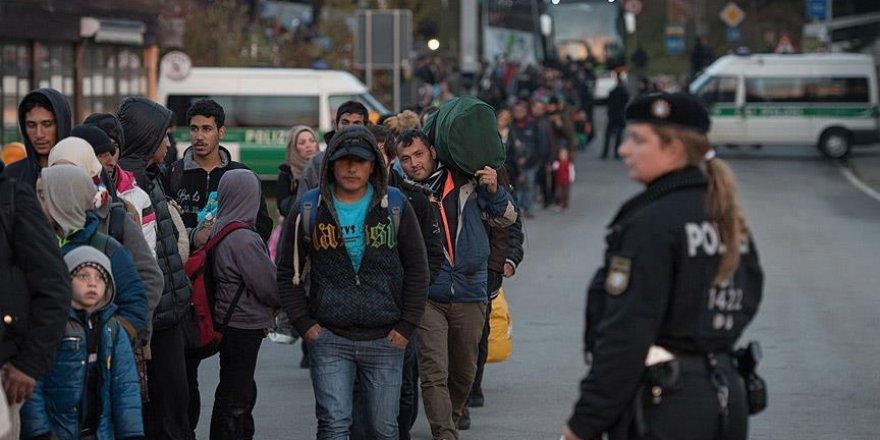 Sığınmacılar ekonomiye olumlu katkıda bulunuyor