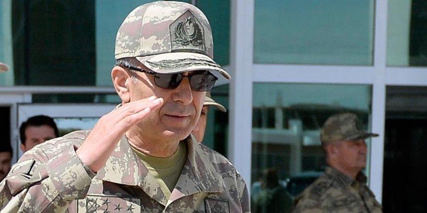 Kara Kuvvetleri Komutanı Orgeneral Çolak, Gürcistan'da