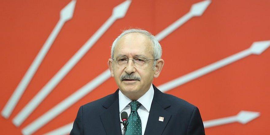 """Kılıçdaroğlu """"Gaziler Günü""""nü kutladı"""