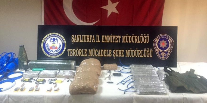 Şanlıurfa'da DAEŞ üyesi 2 canlı bomba yakalandı