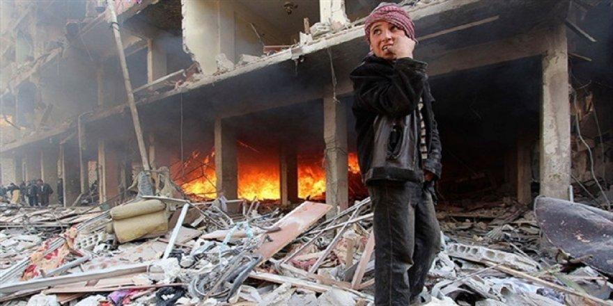 Suriye'de ateşkes sona erdi