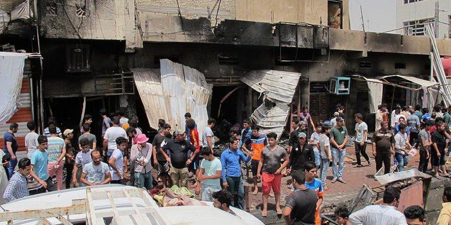 Bağdat'ta bombalı saldırılar: 10 ölü, 27 yaralı