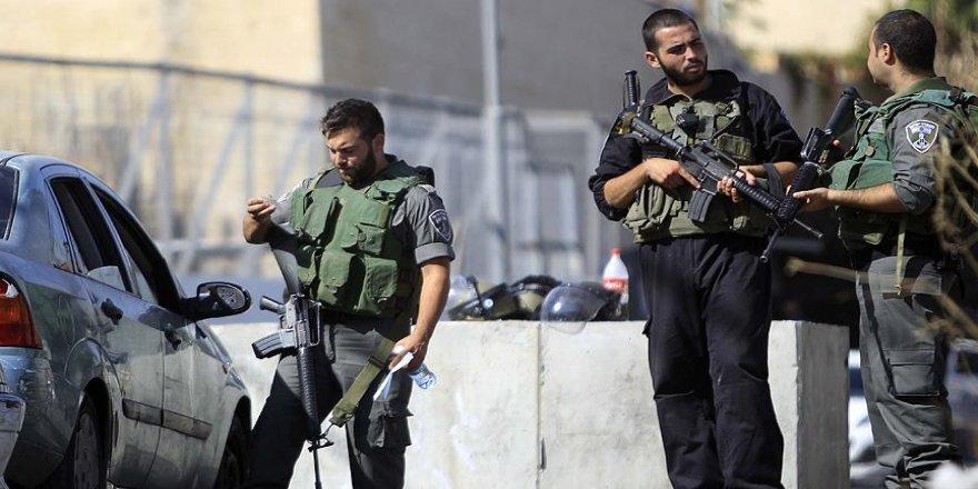İsrail polisi Filistinli Kerd'in 3 kardeşini de gözaltına aldı