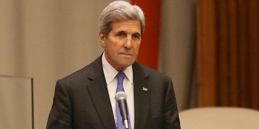 Kerry'den Halep'te insani yardım konvoyuna saldırıya tepki