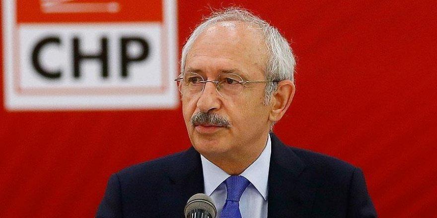 Kılıçdaroğlu: İktidar CHP'nin uyarılarına kulaklarını tıkadı
