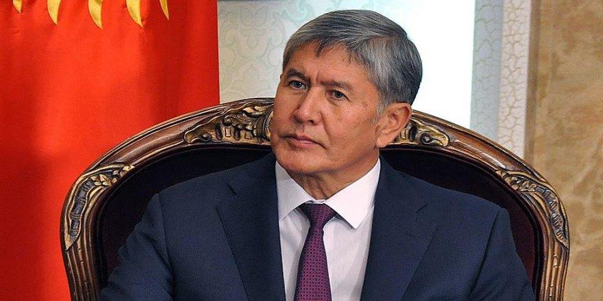 Atambayev eylül sonuna kadar İstanbul'da kalacak
